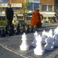 Playing chess in Alta