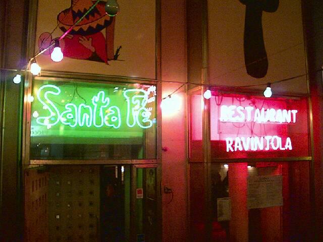 Santa Fe Helsinki